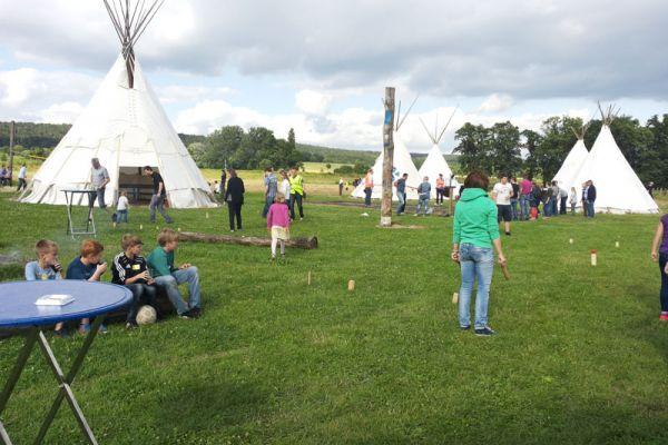 OUTDOOR Indianercamp